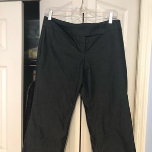 New York & co cropped pants